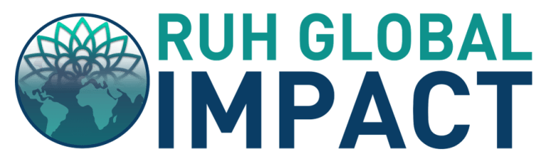 Ruh Global IMPACT logo