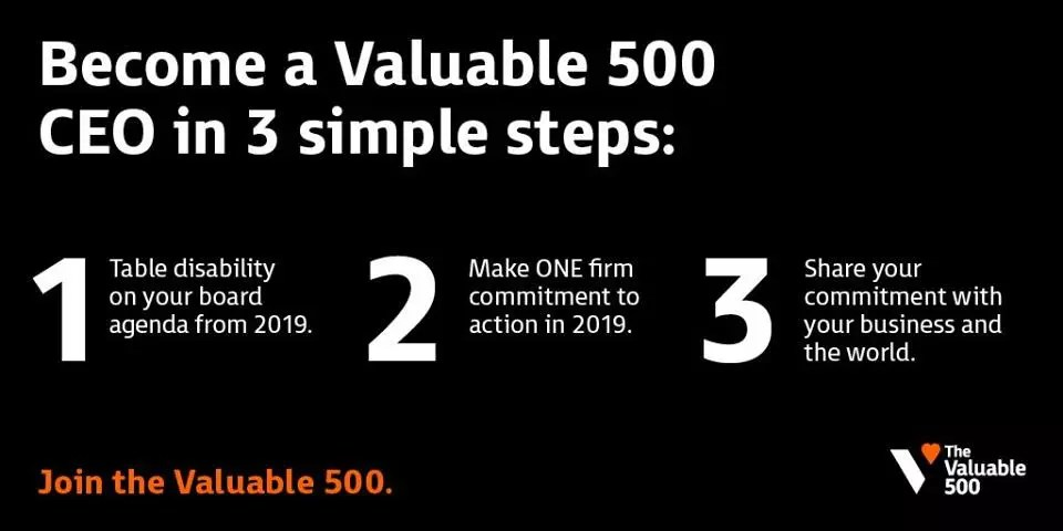 Become a Valuable 500 CEO in 3 simple steps