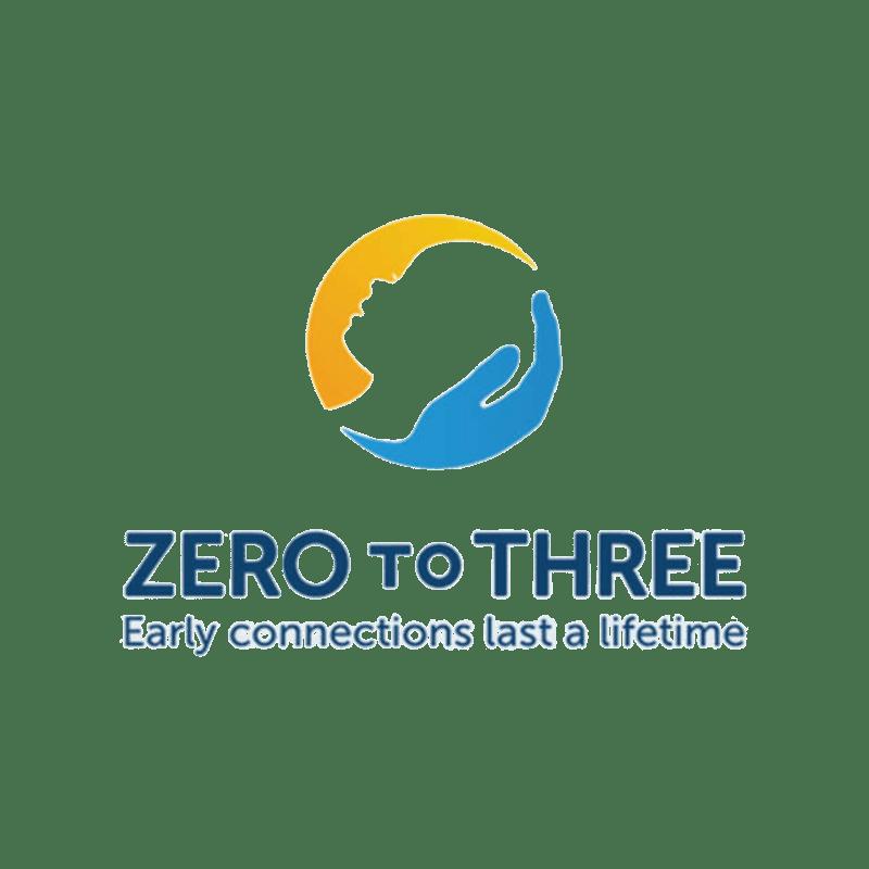 Zero to Three Logo