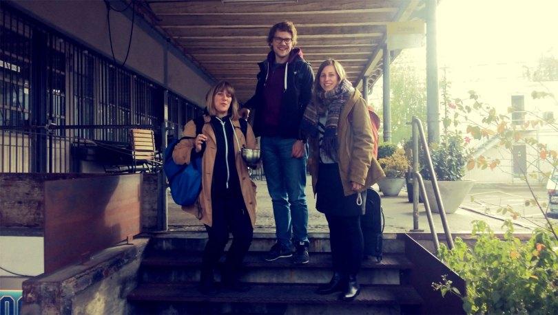Impact Hub Ruhrgebiet Team