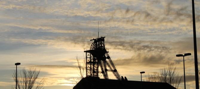 Tomson-Bock, Strebengerüst oder einfach nur Fördergerüste im Ruhrgebiet