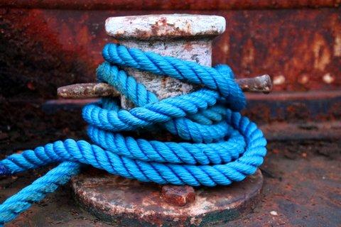 Wie hieß der Knoten noch gleich?