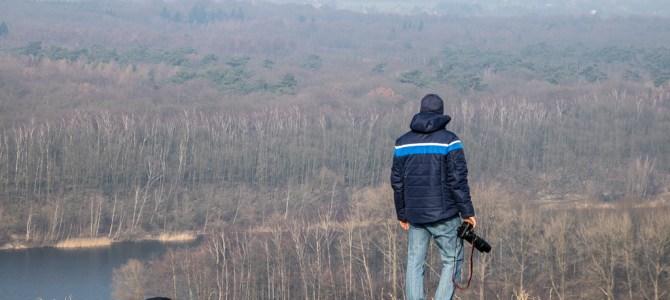 Wandern im Ruhrgebiet – Der Waldsee und die Halde Rheinpreußen in Moers