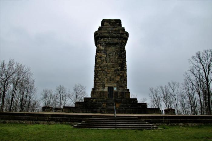 Ausflugsziel Bismarckturm in Hagen