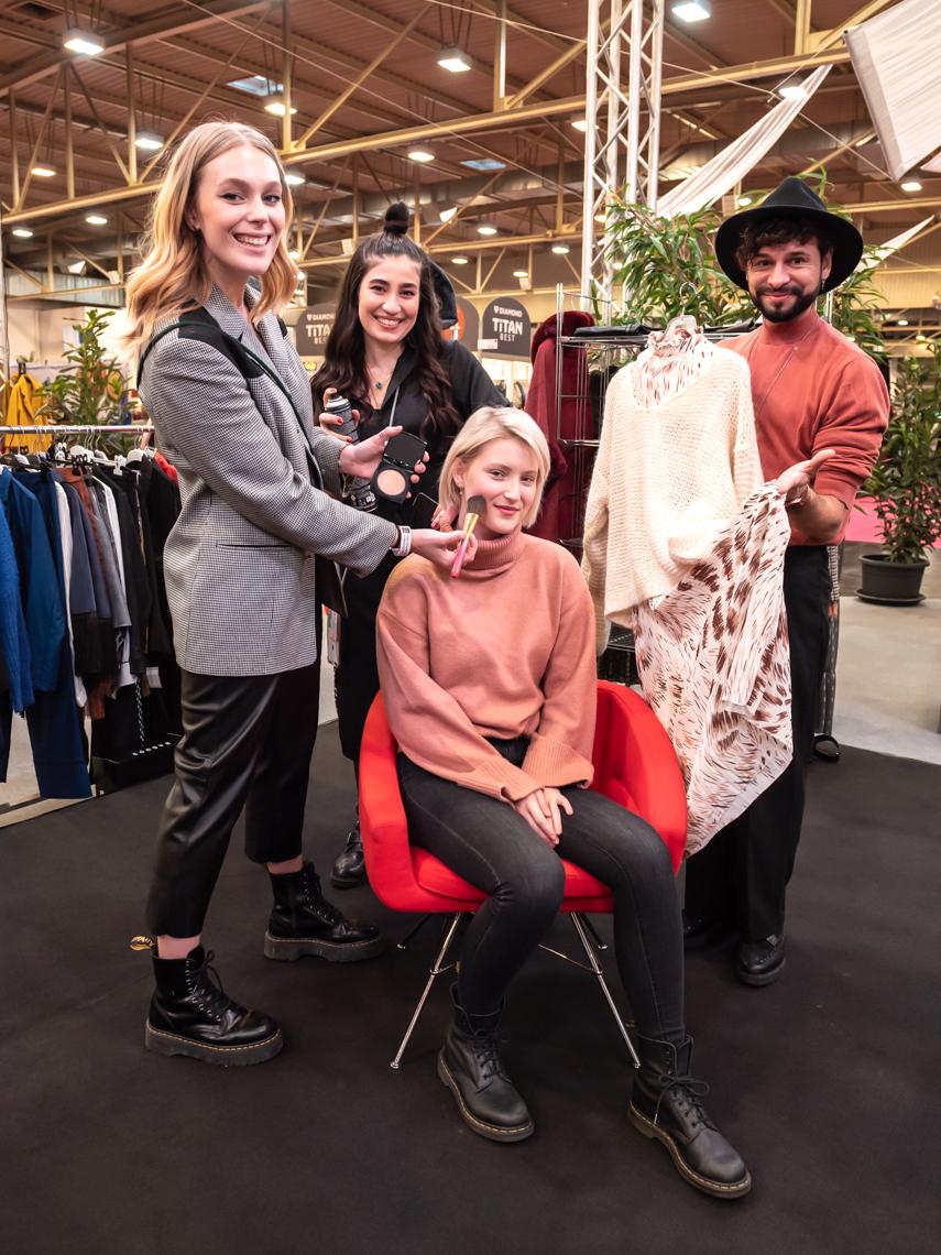 Die Mode Heim Handwerk in der Messe Essen: NRWs größte Verbrauchermesse