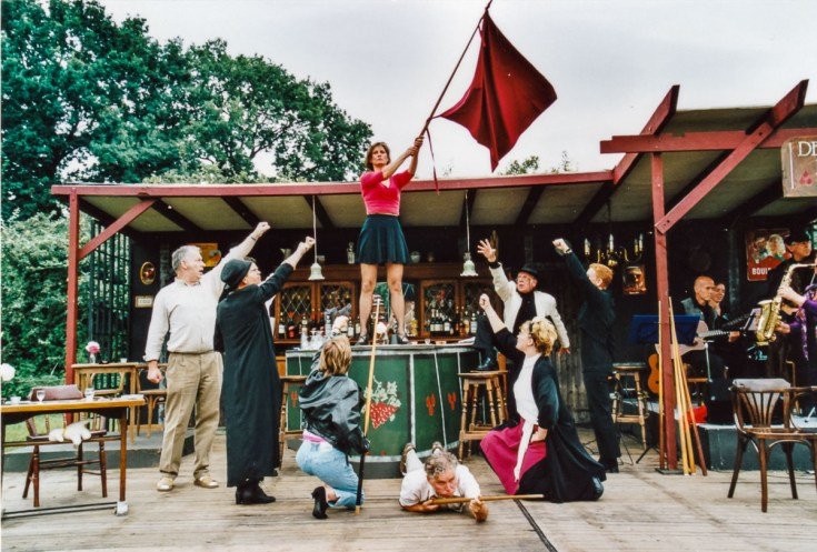 ruinetheater batenburg -de natte inval -2001