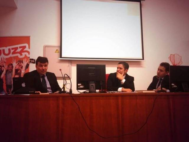 Charla para Emprendedores: Jesus Ruiz Ballesteros abogado
