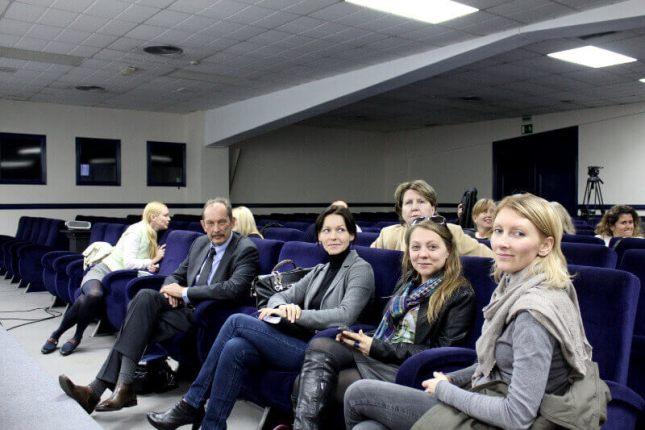 asistentes conferencia ruiz ballesteros fiscalidad residencia