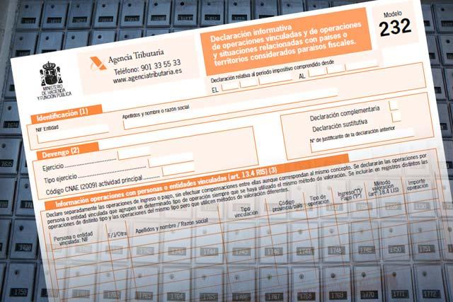 EL MODELO 232 DE INFORMACIÓN DE OPERACIONES VINCULADAS