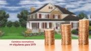 Resumen de los cambios normativos en alquileres para 2019
