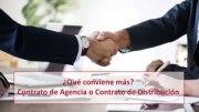 Contrato de Agencia y Contrato de Distribución ¿Qué conviene más?