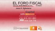 Foro Fiscal: las empresas españolas dedican el 47% de sus ingresos a pagar tributos