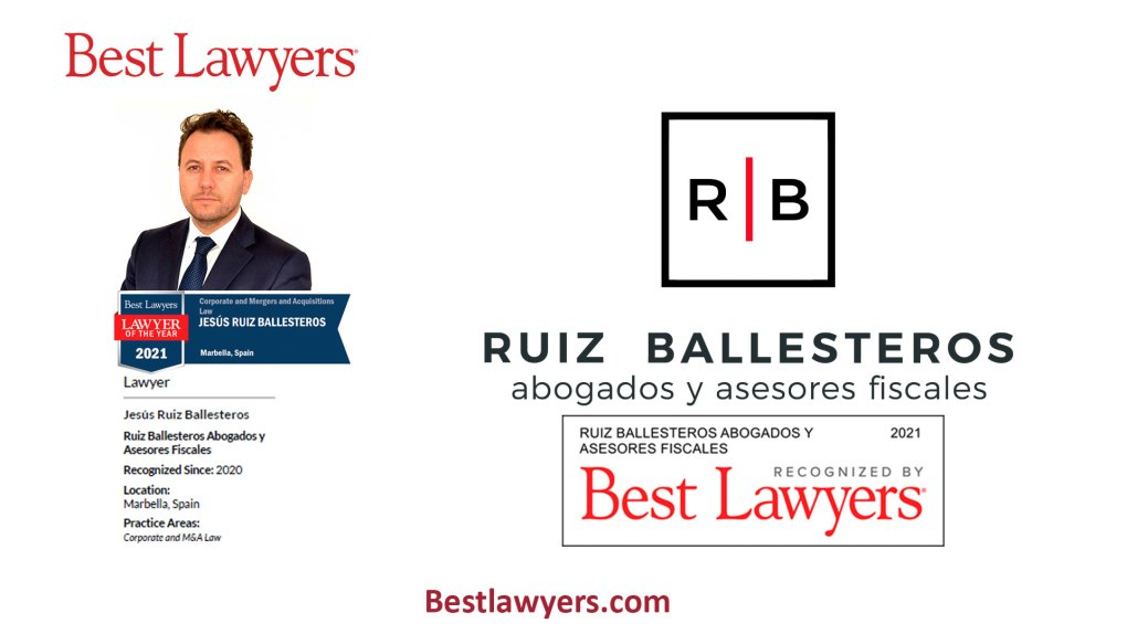 Reconocimiento de Bestawyer a Ruiz Ballesteros