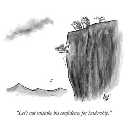 161031 Confidence Leadership