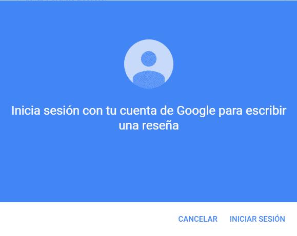 ¿Cómo valorar un negocio en google Maps?