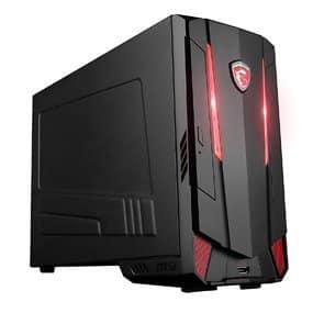 El mejor ordenador para abogados: MSI Nightblade MI3 7RB-006EU - Ordenador de sobremesa PC