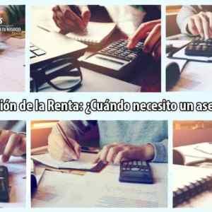 IRPF o Declaración de la Renta: ¿Cuándo necesito un asesor fiscal?