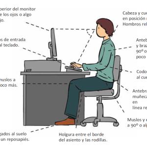 Mobiliario de oficina: cómo deben ser las SILLAS ERGONÓMICAS y CONFORTABLES