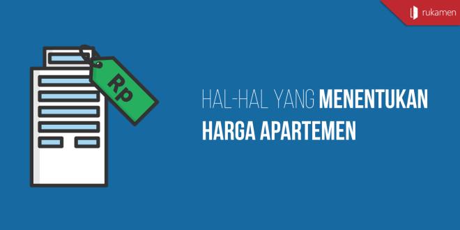 menentukan harga apartemen