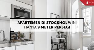 apartemen di stockholm