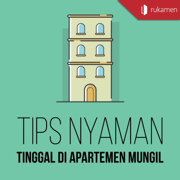 tips nyaman tinggal di apartemen