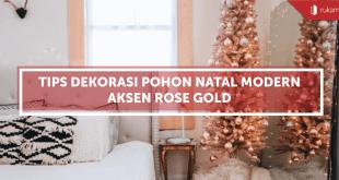 tips dekorasi pohon natal