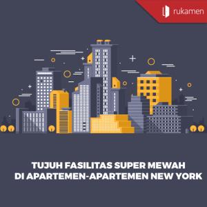 Tujuh Fasilitas Super Mewah di Apartemen-Apartemen New York