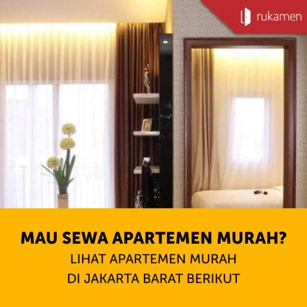 Apartemen Murah di Jakarta Barat