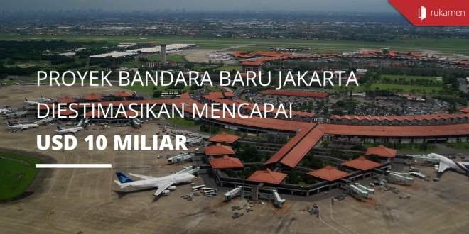 Bandara Baru Jakarta