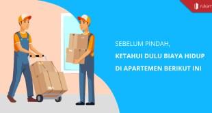 Biaya Hidup di Apartemen
