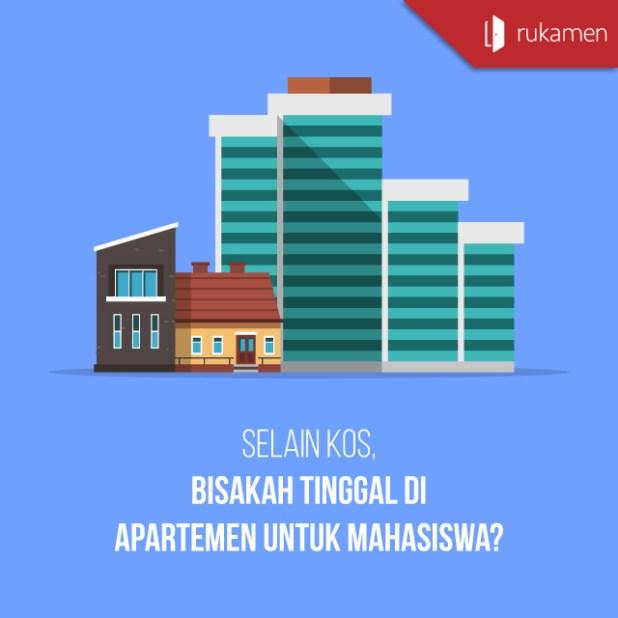 Apartemen untuk Mahasiswa