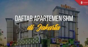 Daftar Apartemen SHM