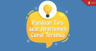 Tips agar Apartemen Cepat Tersewa