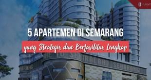 Apartemen di Semarang
