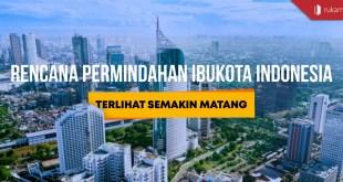 Pemindahan Ibukota Indonesia