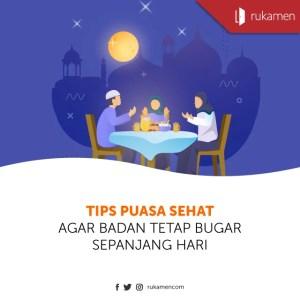 Tips Puasa Sehat