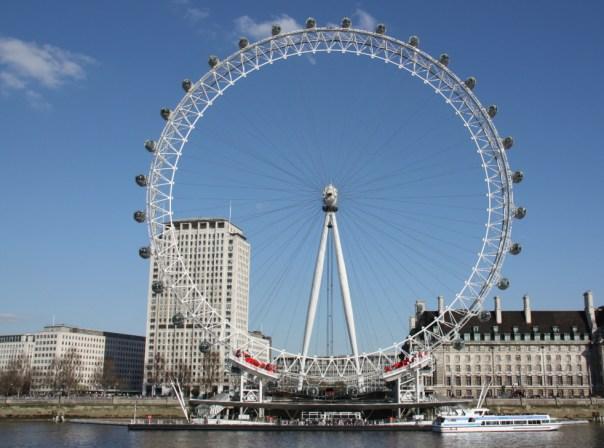 ТОП-14 самых больших колёс обозрения в мире