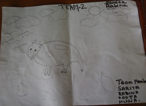 Team 2 Drawing