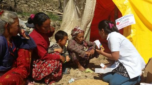 Kalpana jee_Staff Nurse in Mobile clinic