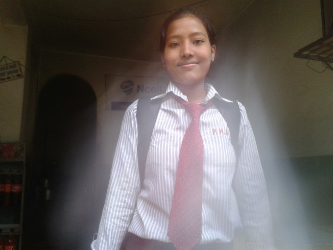 Rabina Ready to Get Back to School