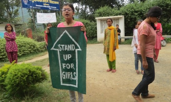 Stand up for girls 2