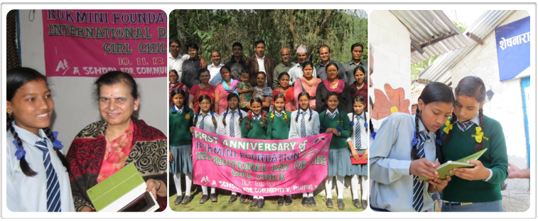 First Anniversary Celebration in Nepal with the Scholars and Community Leaders