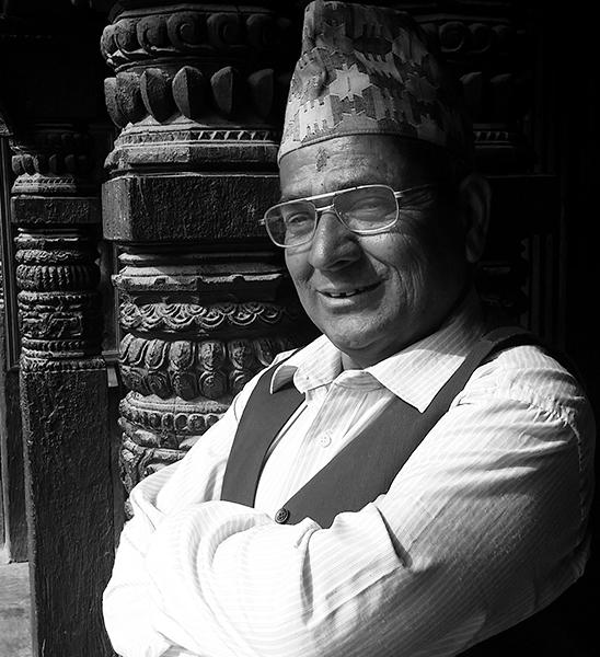 Kedar Nath Acharya