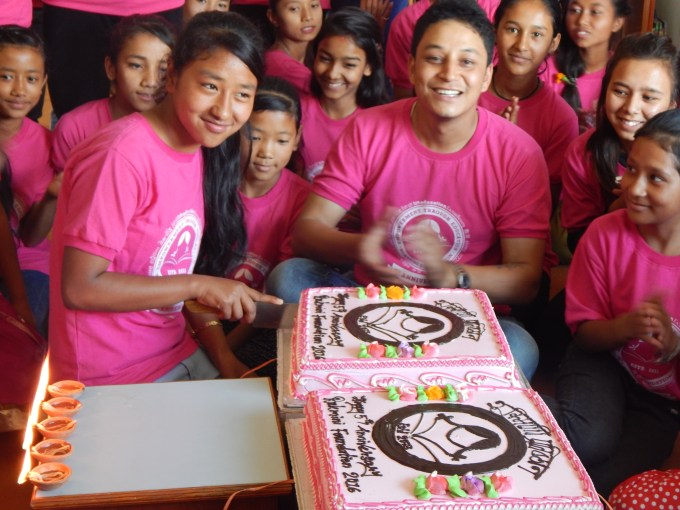 one-of-the-scholars-who-came-first-in-todays-program-got-chance-to-be-very-special-to-cut-the-cake