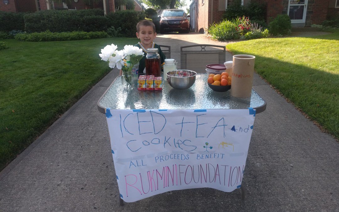Lemon-aid stand shows how little efforts can make big impacts