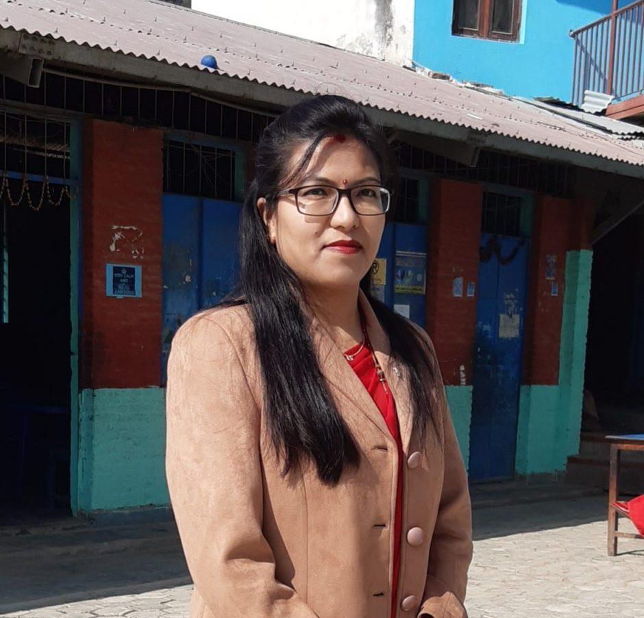 Apsara Adhikari
