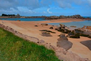 Ile Renote Trégastel Bretagne