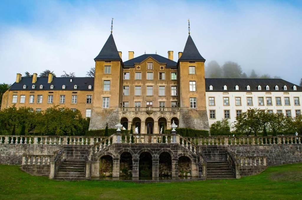 Castillo nuevo de Ansemburgo.