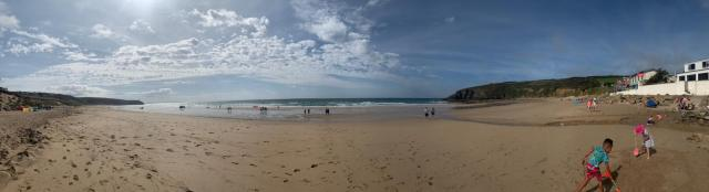 Praa Sands Beach, Cornwall