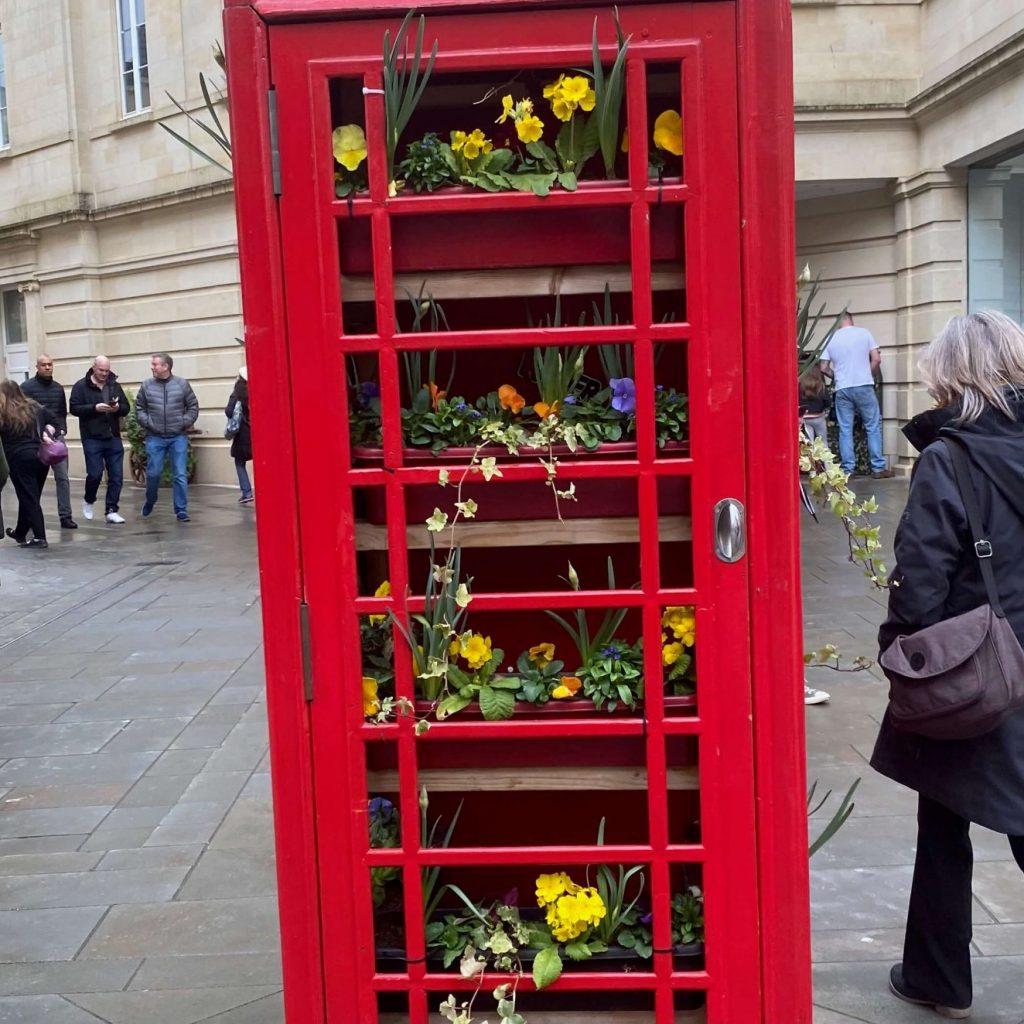 Bath Telephone Boxes